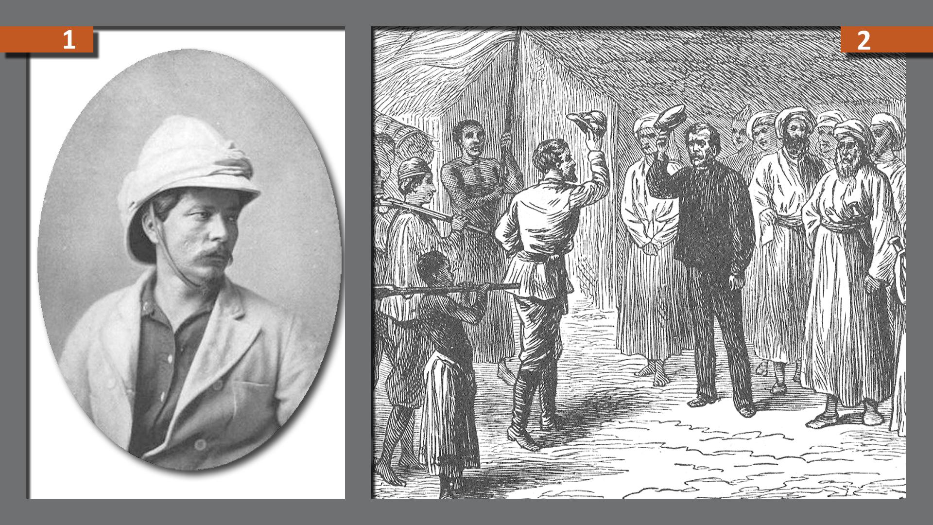 STANLEY2  Dr Livingstone I Presume Book