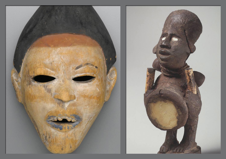 African Masks Decontextualisation